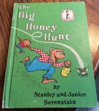 The Big Honey Hunt 1962 Berebtain Bears