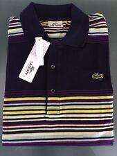 Gestreifte Lacoste Herren-Freizeithemden & -Shirts