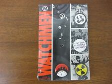 WATCHMEN PIN SET - 4 COUNT - LIMITED EDITION - 1986 - SEALED - VERY HARD TO FIND