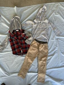 Boys Clothes Bundle Size 4