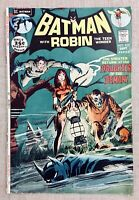 BATMAN with ROBIN No. 235 Rare! Neal Adams Comic Book Talia Al Ghul &Ra's al Ghu