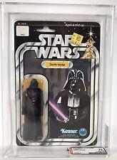 1978 Star Wars Kenner 12 Back C Darth Vader Action Figure AFA 75, C75 B80 F85
