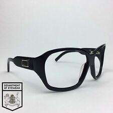 SISLEY eyeglasses BLACK WRAP AROUND frame MOD:SY53101