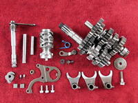 Complete Transmission / Gearbox *NICE! 98-01 CR250 CR250R OEM Tranny / Gear Set