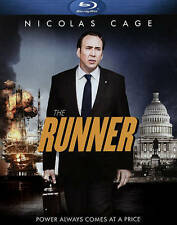 The Runner (Blu-ray Disc, 2015) Nicolas Cage BRAND NEW SEALED SHIPS NEXT DAY