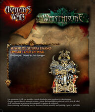 Avatars of War: Dwarf Overlord with Great Weapon - AOW15 - Character