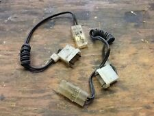 VW AirCooled Beetle Seat Belt Light/buzzer Switch Harness