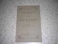 1880.étude sur Boulay de la Meurthe / Sadoul.envoi.nancy révolution
