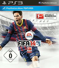FIFA 14 (Sony PlayStation 3, 2013, DVD-Box)