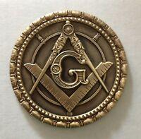 """1"""" Masonic Lapel Pin(ANT)"""