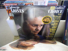 George Jones Ladies Choice vinyl LP 1984 Epic Records EX IN Shrink