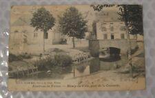 Mussy la ville – Pont de la Concorde