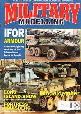 Military Modelling Magazine V27 N5 IFOR Armor Bosnia Louisberg Royal Irish