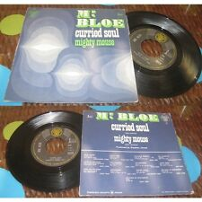 MR BLOE - Curried Soul / Mighty Mouse French PS Pop Rock BIEM 70'