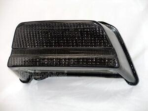 Smoked LED tail light lamp Kawasaki ZRX 1100 ZRX 1200