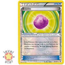 EVIOLITE Noble Victories 91/101 Holo Shiny Pokemon Card