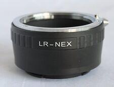 Leica R Lens to Sony E Mount Adapter for NEX NEX-5R NEX-6 NEX-7 LR-NEX