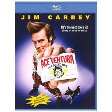 Jim Carrey Ace Ventura Pet Detective Blu-ray Disc 2013 US Version NEW SEALED
