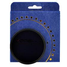 ZOMEI 52mm CPL Circular Polarizing Polarizer filter CIR-PL Lens For  DSLR Camera