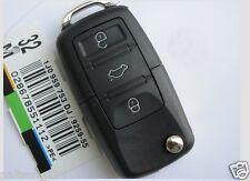 Seat Leon Ibiza Toledo Altea 3 Button Remote Flip Key Fob Case