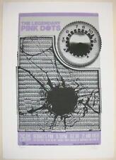 2004 Legendary Pink Dots - Portland Silkscreen Concert Poster s/n Stainboy