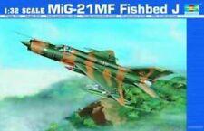 ◆ Trumpeter 1/32 02218 MIG-21MF Fishbed J