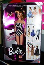 1993 35th ANNIVERSARY BARBIE Doll Mint in Good Box Mattel #11590 Blonde Hair