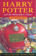Harry Potter and the Philosopher's Stone (Book 1), Rowling, J. K., Used; Good Bo