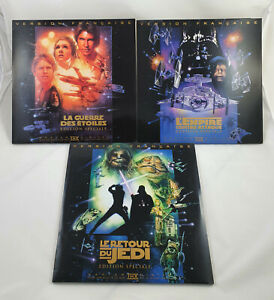 Laserdiscs Star Wars Edition Special THX PAL VF