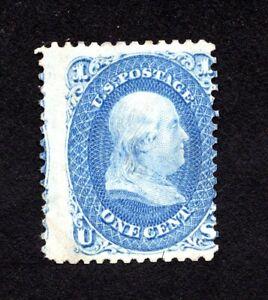USA 1861 stamp Scott#63a MNG CV=1000$