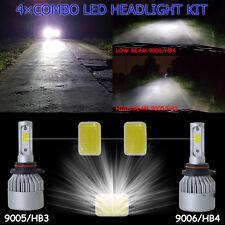 9005 9006 Combo LED Headlight Bulbs Fit for Honda Civic 2004-2013 High &Low Beam