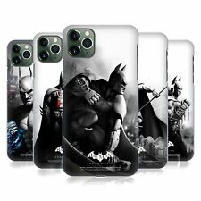 OFFICIAL BATMAN ARKHAM CITY KEY ART BACK CASE FOR APPLE iPHONE PHONES