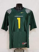 Oregon DUCKS Nike 2010 FOOTBALL JERSEY Darron Thomas #1 Shirt   MEN'S SMALL   S