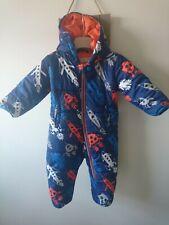Hatley baby boy snowsuit 12-18 months excellent condition