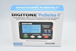 Digitone Pro Series II Automatic Call Blocker Spam