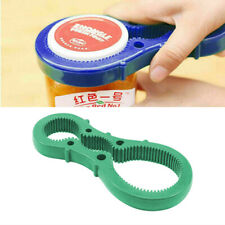 Universal Bottle Opener Jar Lid Easy Grip Disability Aids Can Open Props #G8X