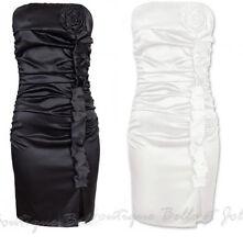 Ärmellose Mini-Damenkleider für das kleine Schwarze-Anlässe