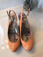 Sam Edelman platform wedge sandals size 7.5
