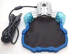 NEW Skylanders PS4/PS3/Wii-U/Wii SuperChargers Portal of Power Figure Base+2pk