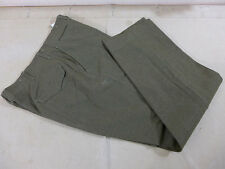 #st6 US Army m44 trousers Field wool Serge od campo pantalones 45 pattern/1951 w31/l33