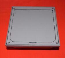 ABL 1471360 Einbaugehäuse Alu-Druckguss grau mit SCHUKO-DWD, IP66 (646)