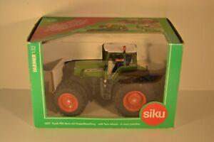 SIKU 3257 - fendt 900 vario a roue jumelées - echelle 1/32