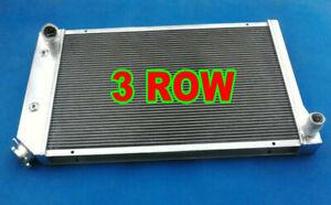 Aluminum radiator for chevy corvette v8 3 1977-1982 1978 rows