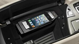 BMW Genuine Apple iPhone 5 Connect Snap-In Adapter Cradle Dock 84212289718