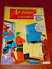 ACTION COMICS #272 (1961)  VG- (3.5) cond.  SUPERMAN, SUPERGIRL