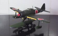 "BUILT>1/72 WWII IMPERIAL JAPANESE NAVY NAKAJIMA A6-M2-N ""RUFE"" FLOATPLANE FIGHTE"