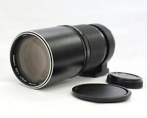 Olympus OM-System F.Zuiko Auto-T 300mm F/4.5 MF Telephoto Lens from Japan