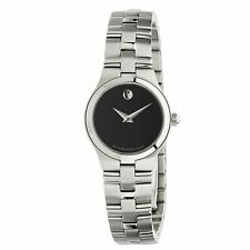 Movado 605024 Women's Juro Silver-Tone Quartz Watch