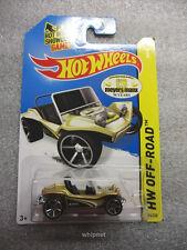2014 Hot Wheels - MEYERS MANX - 50 Years - BFG40 - Q Case