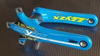 ZZYZX Crank Arms CARBON BB30 Road Bike COMPACT Crankset 172.5mm Made in USA  NEW